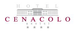 Logo Hotel Cenacolo Assisi